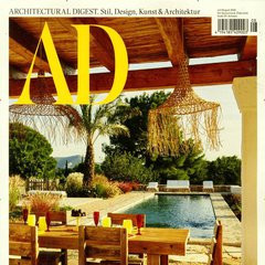 AD Architectural Digest Titelbild