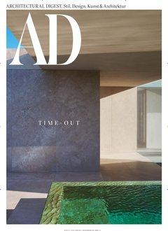 Zeitschrift AD Architectural Digest Miniabo