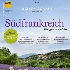 ADAC Reisemagazin Titelbild