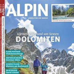 Alpin Titelbild