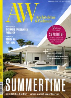 Architektur & Wohnen Abo Titelbild