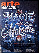 arte Magazin Abo mit Prämie