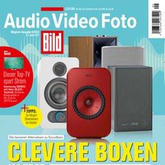 Audio Video Foto BILD Titelbild