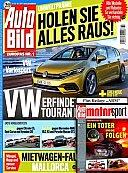 Auto Bild + Auto Bild Motorsport Abo mit Prämie