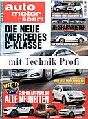 Auto Motor Sport + Technik Profi Abo mit Prämie