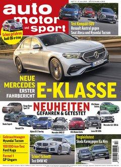 Auto Motor Sport Abo mit Prämie