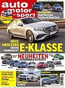 Auto Motor Sport Abo Titelbild
