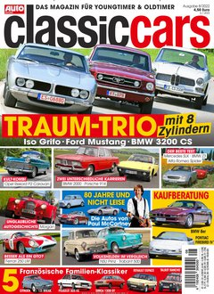 Abo Auto Zeitung classic cars