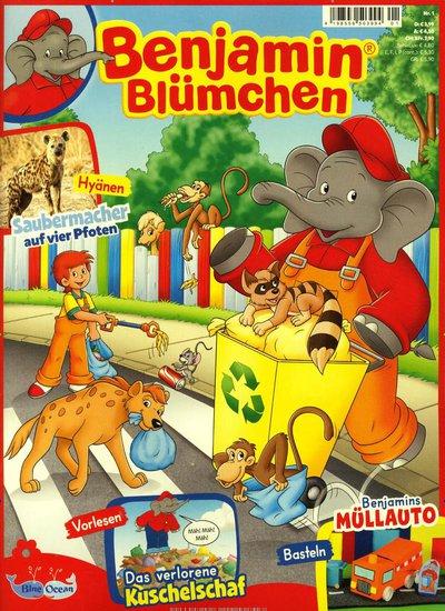 Benjamin Blümchen Abo mit Prämie