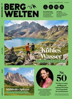 Bergwelten Abo - 1 Jahr nur 4,00 € Titelbild
