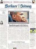 Berliner Zeitung Abo mit Prämie