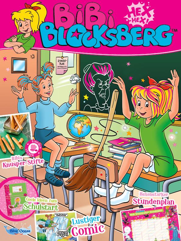 Bibi Blocksberg Abo mit Prämie