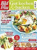 Bild der Frau - Gut kochen & backen Abo mit Prämie