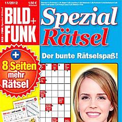 Bild und Funk Spezial Rätsel Titelbild