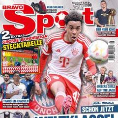Bravo Sport Titelbild