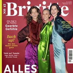 Brigitte Titelbild