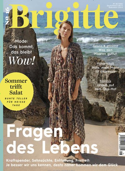 brigitte cover brigitte titelbild der ausgabe vom zeitschriften. Black Bedroom Furniture Sets. Home Design Ideas