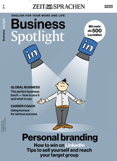 Abo Business Spotlight mit Übungsheft