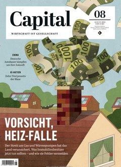 Capital Abo Titelbild