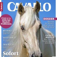 Cavallo Titelbild