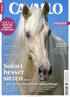 Cavallo Abo + 40,00 € Prämie + 5,00 € Rabatt Titelbild