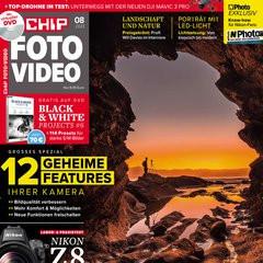 CHIP FOTO-VIDEO digital Titelbild