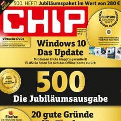 Chip mit 3 DVDs Titelbild