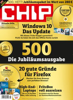 CHIP Plus Abo Titelbild