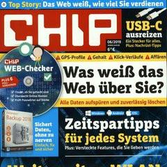 Chip mit DVD Titelbild