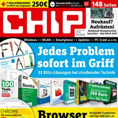 CHIP plus Titelbild