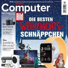 Computer BILD mit DVD Titelbild