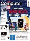 Computer BILD mit DVD Abo Titelbild