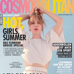 Cosmopolitan Titelbild