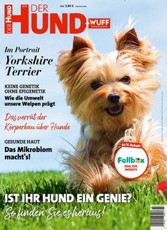 Der Hund Abo + 25,00 € Prämie + 5,00 € Rabatt Titelbild