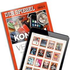 DER SPIEGEL + Digital E-Kombi (Print + Digital) Titelbild