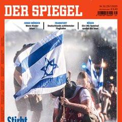 Der Spiegel Titelbild