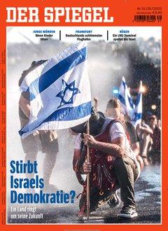 Der Spiegel Abo Titelbild