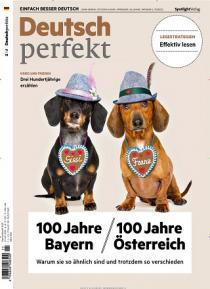 Abo Deutsch perfekt
