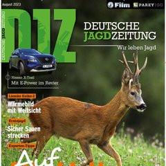 Deutsche Jagd-Zeitung Titelbild