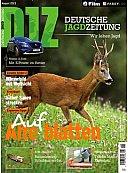 Deutsche Jagd-Zeitung Abo Titelbild