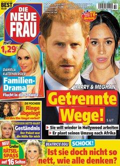 Die neue Frau Abo + 20,00 € Prämie + 11,04 € Rabatt Titelbild
