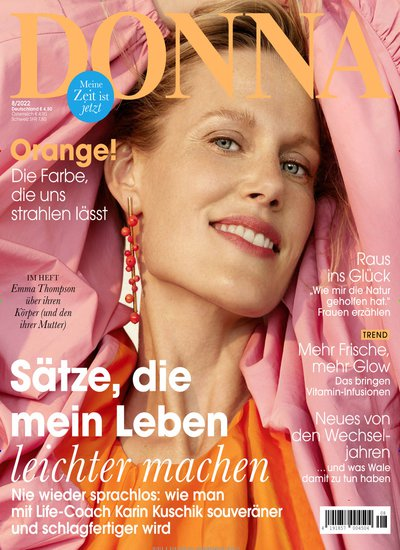 Brigitte Geschenkabo donna abo vergleich bis 30 prämie zum abo jetzt sparen