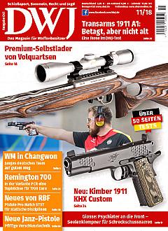 Abo DWJ - Deutsches Waffenjournal
