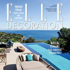 Elle Decoration Titelbild