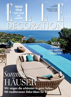 Elle Decoration Abo Titelbild