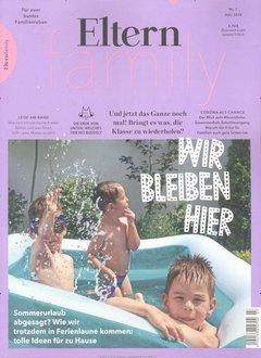 Eltern for Family Abo Titelbild