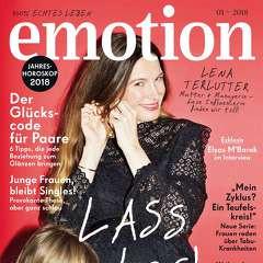 Emotion Titelbild