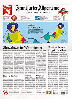 Abo FAS - Frankfurter Allgemeine Sonntagszeitung