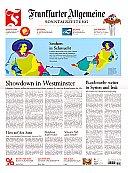 FAS - Frankfurter Allgemeine Sonntagszeitung Abo mit Prämie