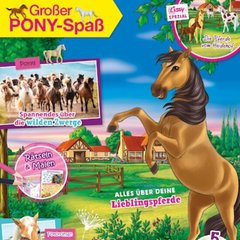 Filly Magazin Titelbild